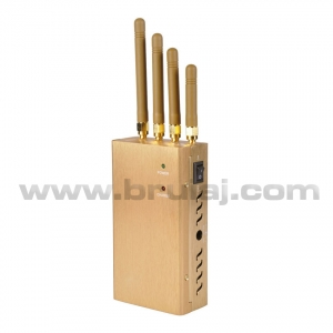 BRUIAJ portabil  GSM+3G+GPS  raza - 30 metri