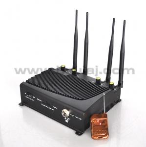 Bruiaj ajustabil GSM+GPS - raza 90 metri