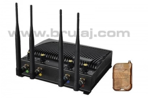 Bruiaj ajustabil GSM + WI-FI - raza 90 metri